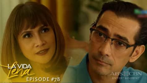 La Vida Lena: Vanessa, muling nalusutan ang tanong ni Lukas | Episode 78 Image Thumbnail