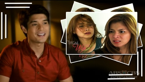 WATCH: JC astonished with Angel, Jericho and Maja's acting on The Legal Wife