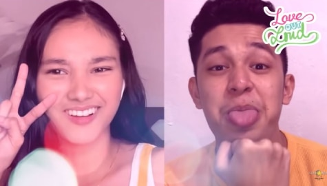 Love Out Loud with Karina and Aljon Thumbnail