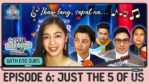 'The Four Bad Boys and Me' Episode 6 | Listen to Love Image Thumbnail