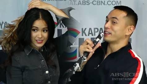 Jake Cuenca vs Ritz Azul in Kapamilya Chat's ACThingan Image Thumbnail