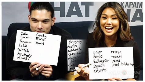 Josh and Mica take on the Kapamilya Chat's Memory Game Image Thumbnail
