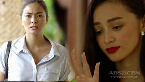 Los Bastardos: Isay, nahuling suot ni Dulce ang kanyang wedding ring Image Thumbnail