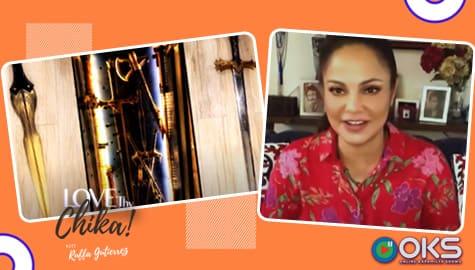 Eula, ipinasilip ang kanyang extreme swords collection | Love Thy Chika Thumbnail