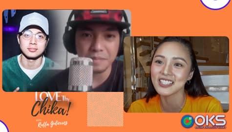Kim, nabuhayan ng loob sa tulong nila Adrian at DJ Loonyo | Love Thy Chika Image Thumbnail