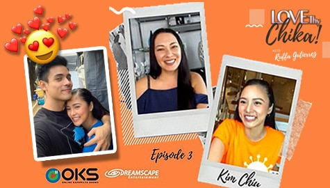 "Love Thy Chika: Kim reveals Xian helped her rise above setbacks in inspiring ""Bawal Lumabas"" tale"