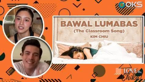 Xian, tumulong sa paggawa ng music video ni Kim | Love Thy Chika  Image Thumbnail