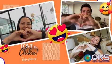 Kim and Xian's Lockdown Relationship Experience | Love Thy Chika - Online Kapamilya Shows Image Thumbnail