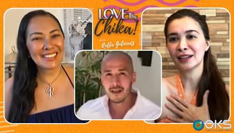 EXCLUSIVE: Sunshine, nakatanggap ng mensahe mula sa kanyang boyfriend na si Macky | Love Thy Chika Image Thumbnail