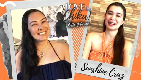 Love Thy Chika: Sunshine opens up about life struggles, current beau, and parenting