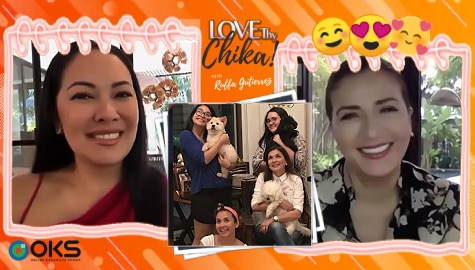 [EP.7] Zsa Zsa Padilla as a Mother to her lovable daughters | Love Thy Chika | Online Kapamilya Shows