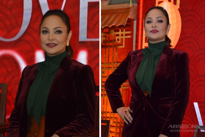Eula Valdez's enthralling, exceptional portrayals in Kapamilya teleseryes through the years