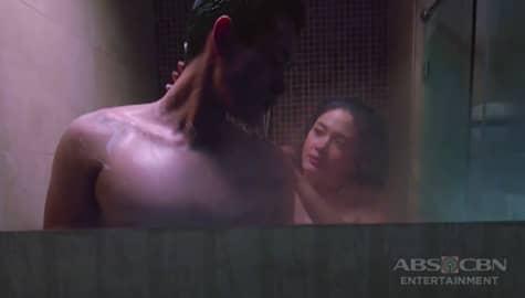 Love Thy Woman: Ang mainit na shower scene nina David at Dana | Episode 2 Image Thumbnail