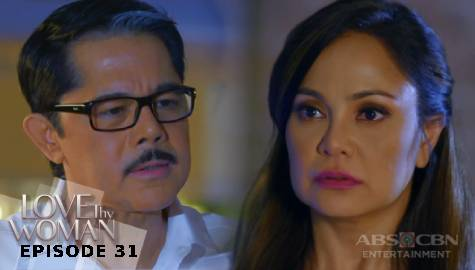 Love Thy Woman: Adam, iginiit ang DNA testing nina Jia at Michael | Episode 31 Image Thumbnail