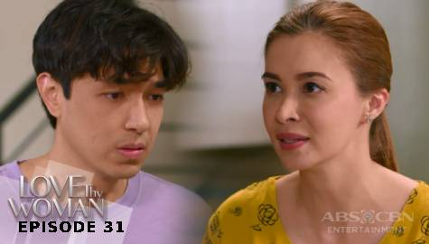 Love Thy Woman: Kai, binalaan si Harry tungkol sa galit ni Adam  | Episode 31 Image Thumbnail