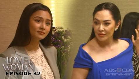 WATCH: Jia to Amanda: Huwag mong dudumihan ang magandang pangalan na pinaghirapan mo! | Love Thy Woman Image Thumbnail