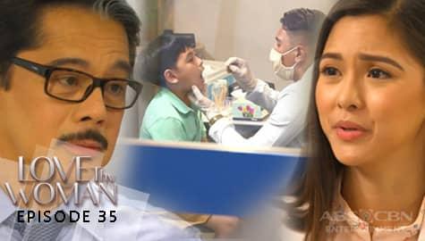 Love Thy Woman: Adam, isinagawa na ang DNA testing nila Jia at Michael   Episode 35 Image Thumbnail