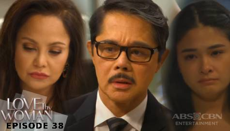 Love Thy Woman: Adam, napansin ang problema nina Lucy at Dana | Episode 38 Image Thumbnail