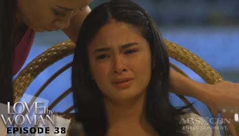 Love Thy Woman: Dana to David: Kahit na nasasaktan ka, nagmamahal ka pa rin | Episode 38 Image Thumbnail