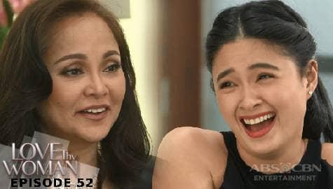 Love Thy Woman: Dana at Lucy, natuwa sa nalalapit na pagbagsak ni Jia | Episode 52 Image Thumbnail