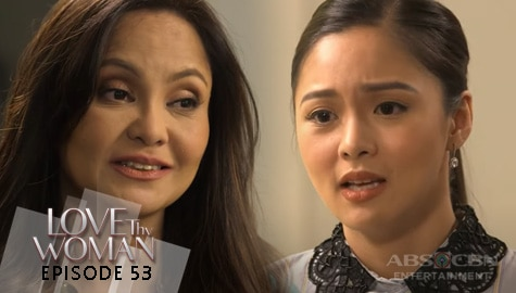 Love Thy Woman: Lucy to Jia: Nang-aagaw nga pala kayo ng hindi sa inyo! | Episode 53 Image Thumbnail