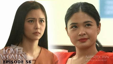 Love Thy Woman: Dana, kinuwestyon ang kakayahan ni Jia bilang isang Ina | Episode 56 Image Thumbnail