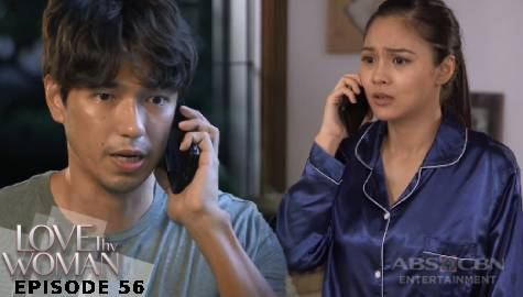 Love Thy Woman: Jia, nabuhayan nang loob sa tawag ni Harry | Episode 56 Image Thumbnail