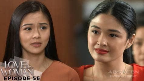 Love Thy Woman: Jia to Dana: Akala ko kelangan ng puso para ma-touched, meron ka pala nun? | Episode 56 Image Thumbnail