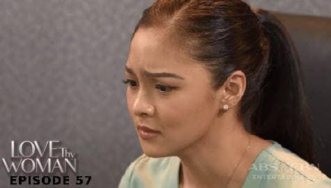 Love Thy Woman: Jia, nag-alala na madamay sa kaso si Michael | Episode 57 Image Thumbnail