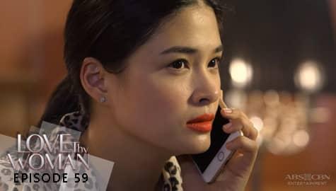 Love Thy Woman: Dana, iniutos ang kanyang plano kay Michael | Episode 59 Image Thumbnail