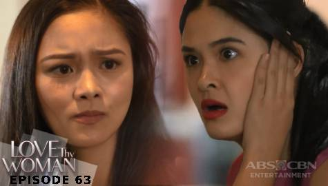 Love Thy Woman: Ang palitan ng sampal nina Dana at Jia | Episode 63 Image Thumbnail