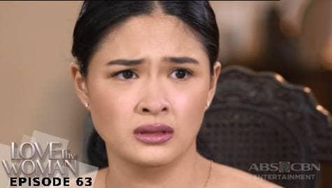 Love Thy Woman: Dana, nakaramdam ng takot sa kanyang haharapin na kaso | Episode 63 Image Thumbnail