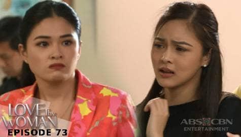 Love Thy Woman: Dana, binulaga ng sampal si Jia | Episode 73 Image Thumbnail