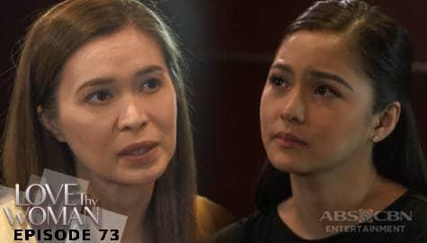 Love Thy Woman: Jia at Kai, ipinagdasal ang galit sa kanilang puso | Episode 73 Image Thumbnail
