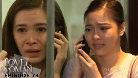 Love Thy Woman: Kai, nabuhayan ng loob nang makakuha ng ebidensya si Jia | Episode 73 Image Thumbnail