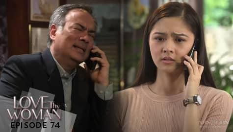 Love Thy Woman: Manny, inatake sa puso matapos sabihin ang katotohanan kay Jia | Episode 74 Image Thumbnail