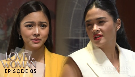 Love Thy Woman: Dana to Jia: What a devoted daughter! | Episode 85 Image Thumbnail