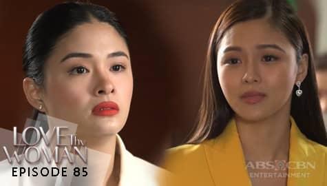 Love Thy Woman: Jia to Dana: Isang pirma ko lang, madedemote ka na sa posisyon mo! | Episode 85 Image Thumbnail