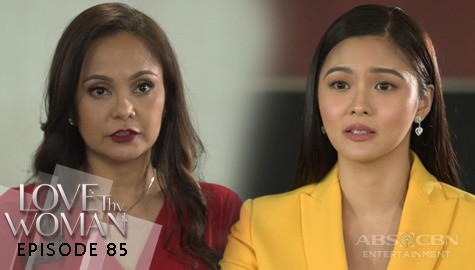 Love Thy Woman: Lucy to Jia: I am appointing you as Detective Prime Investigator Jia Wong! | Episode 85 Image Thumbnail