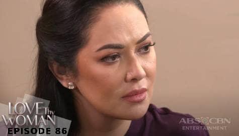 Love Thy Woman: Amanda, ilalayo ang imbestigasyon sa kanila ni Gab | Episode 86 Image Thumbnail