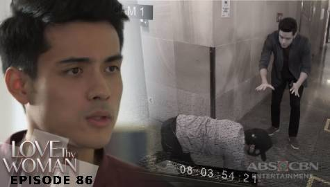 Love Thy Woman: David, kinumpirma si Gab sa CCTV footage | Episode 86