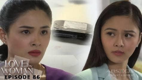 Love Thy Woman: Jia, nakita ang nawawalang hard drive kay Dana | Episode 86 Image Thumbnail