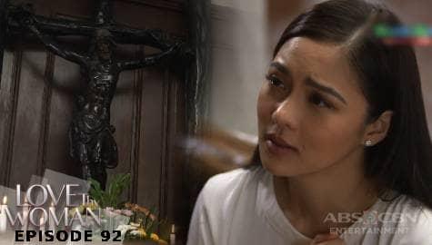 Love Thy Woman: Jia, ipinagdasal ang pinagdadaanan ng kanyang pamilya | Episode 92 Image Thumbnail