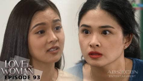 Love Thy Woman: Dana to Jia: Ano to agawan ng bilyones? Game! Matira ang matibay! | Episode 93 Image Thumbnail