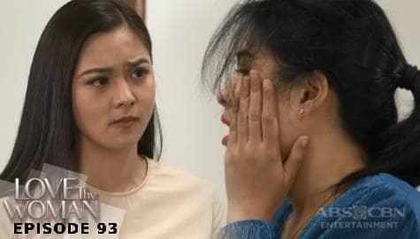 Love Thy Woman: Jia, ipinatikim ang malutong na sampal kay Dana | Episode 93 Image Thumbnail