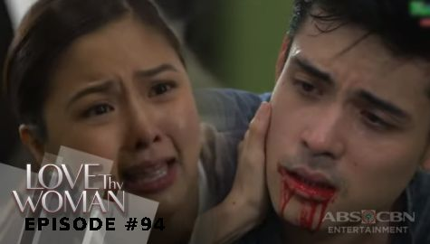 Love Thy Woman: David to Jia: Mahal kita, Jia. | Episode 94 Image Thumbnail
