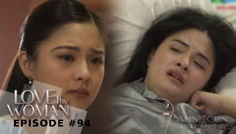 Love Thy Woman: Jia, ipinaalam kay Dana ang huling habilin ni David | Episode 94 Image Thumbnail