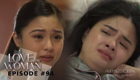 Love Thy Woman: Jia to Dana: Aalagaan kita hangga't kelangan mo ako. Dahil magkapatid tayo. | Episode 94 Image Thumbnail