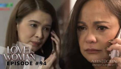 Love Thy Woman: Kai, sinubukan makiusap kay Lucy para kay Dana | Episode 94 Image Thumbnail