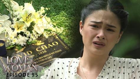Love Thy Woman Finale: Dana, humingi ng tawad kay David | Episode 95 Image Thumbnail
